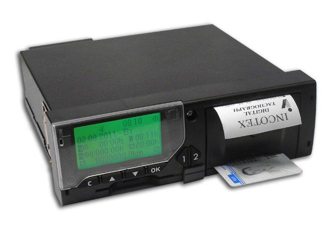 Контрольное устройство (тахограф) Меркурий ТА-001 (с GPRS модемом, с блоком СКЗИ)