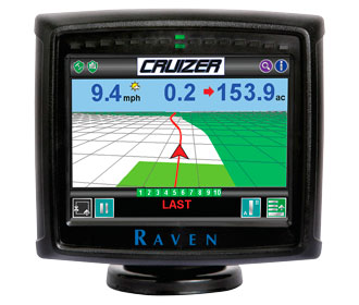 Курсоуказатель: Raven Cruizer II